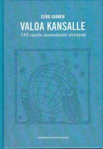 """Kansanvalistusseuran """"luottofilosofi"""" Eero Ojanen kirjoitti hienon historian."""